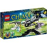 Lego Chima Braptor's Wing Striker, Multi Color