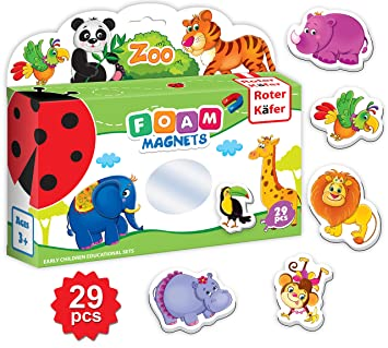 refrigerator magnets for toddlers toddler magnets animal magnets refrigerator magnets for kids - Animal Pictures For Toddlers