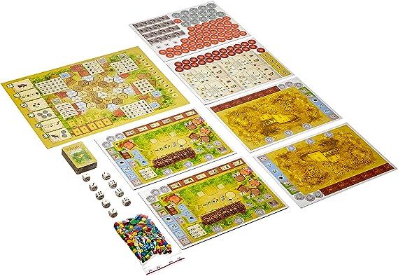 Stronghold Games STG06003 La Granja - Juego de Mesa: Amazon.es: Juguetes y juegos
