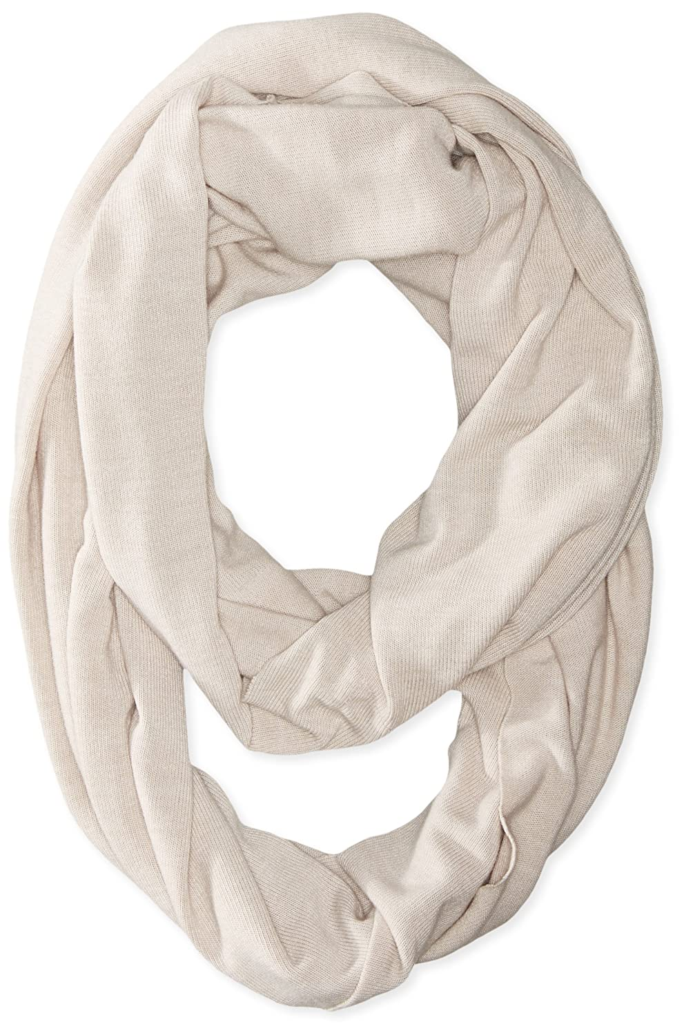 T2Love Big Girls' Round Scarf Stone/Beige 8 T 2 Love Girls 7-16 T208K