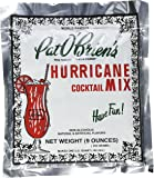 Pat O'brien's Hurricane Cocktail Mix, 9 Ounce (Pack of 12)