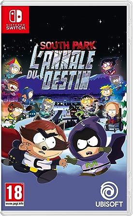 South Park: LAnnale du Destin - Nintendo Switch [Importación ...