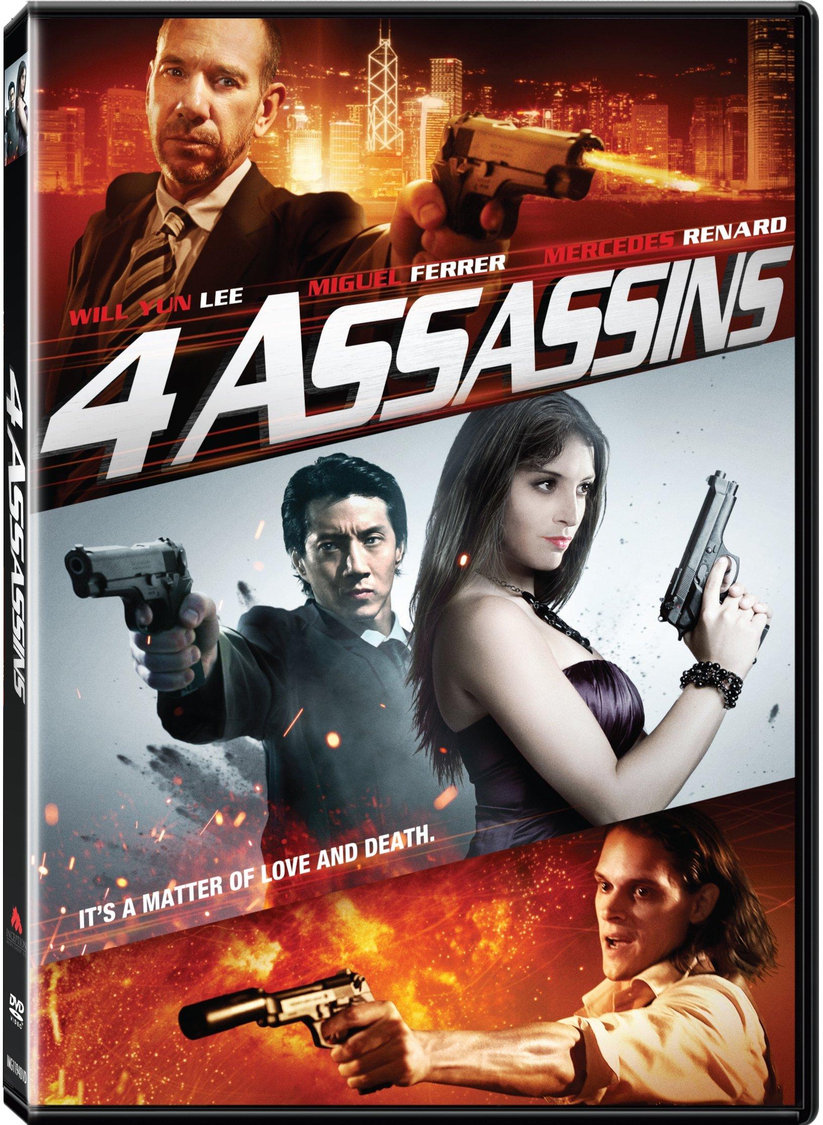 DVD : 4 Assassins (AC-3, Widescreen)