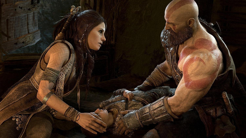 Amazon com: God of War - Playstation 4: Sony Interactive Entertai