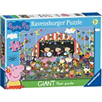 Ravensburger 3022 Peppa Pig Family Celebrations, 24pc Giant Floor Jigsaw Puzzle,