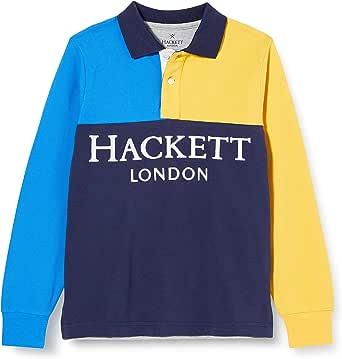 Hackett London Hf Split LG B Suéter Polo para Niños