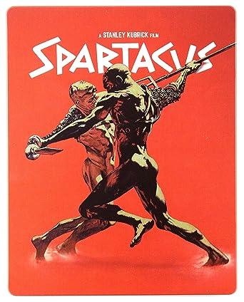 Spartacus Steelbook Blu-Ray Region Free IMPORT No hay versión ...