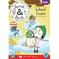 Sarah & Duck - Cloud Tower and Other Stories [Reino Unido] [DVD]