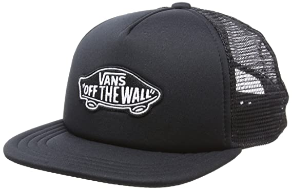 c0d84113d2f Vans Boy s Classic Patch Trucker Cap