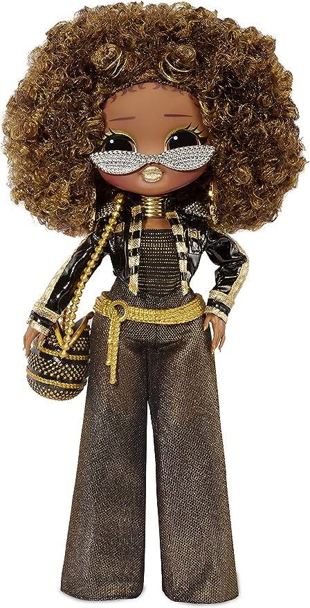 LOL Surprise Doll LiL Sisters Queen Bee SPLASH QUEEN Unicorn 24k Queen Genuine!