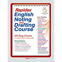 : Rapidex English Noting & Drafting Course