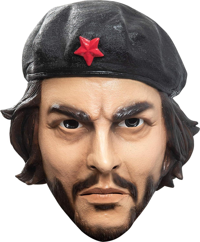 Ghoulish Productions El Che Guevara - Máscara de látex para Adultos: Amazon.es: Ropa y accesorios