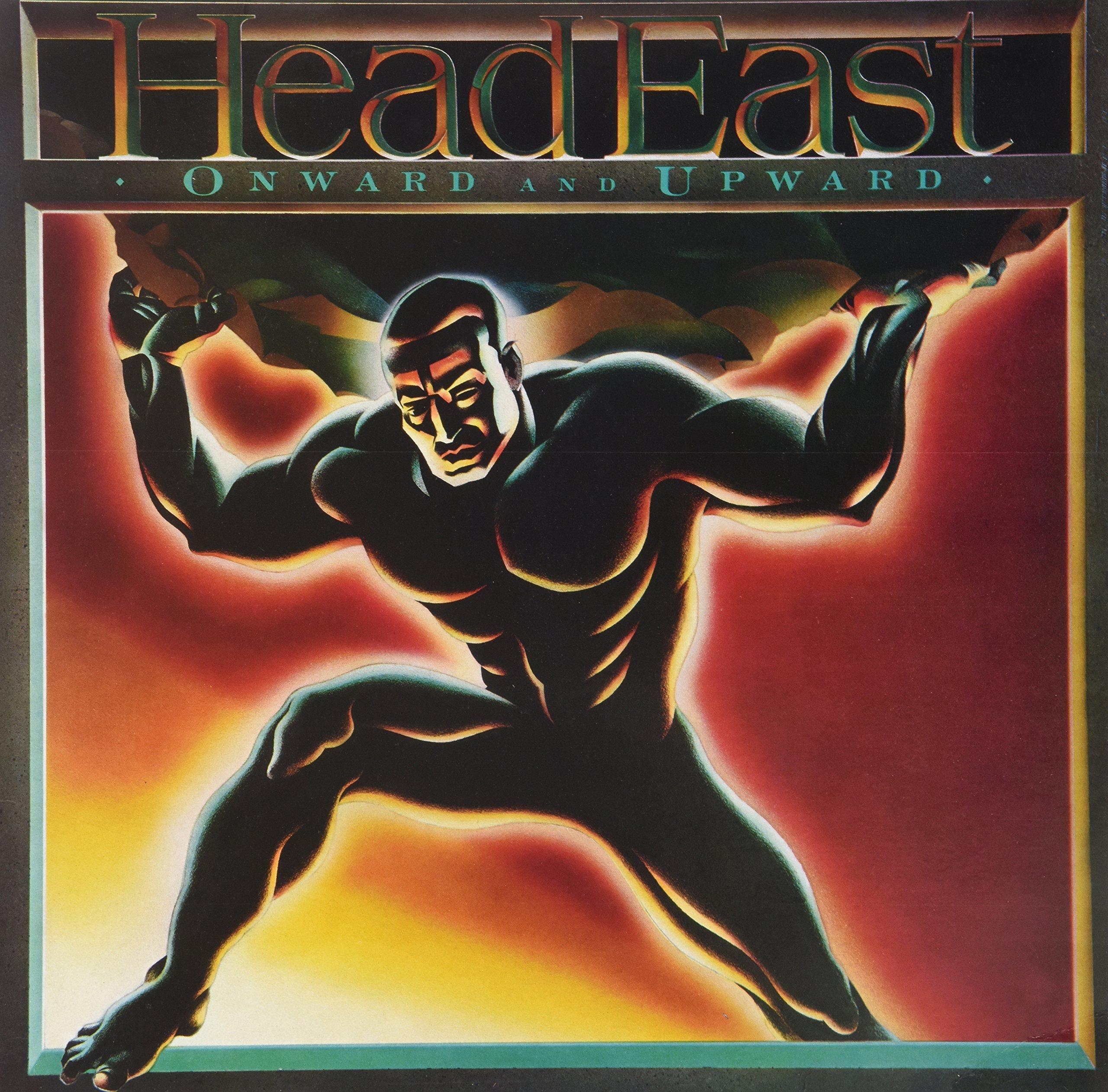 Vinilo : Head East - Onward And Upward (LP Vinyl)
