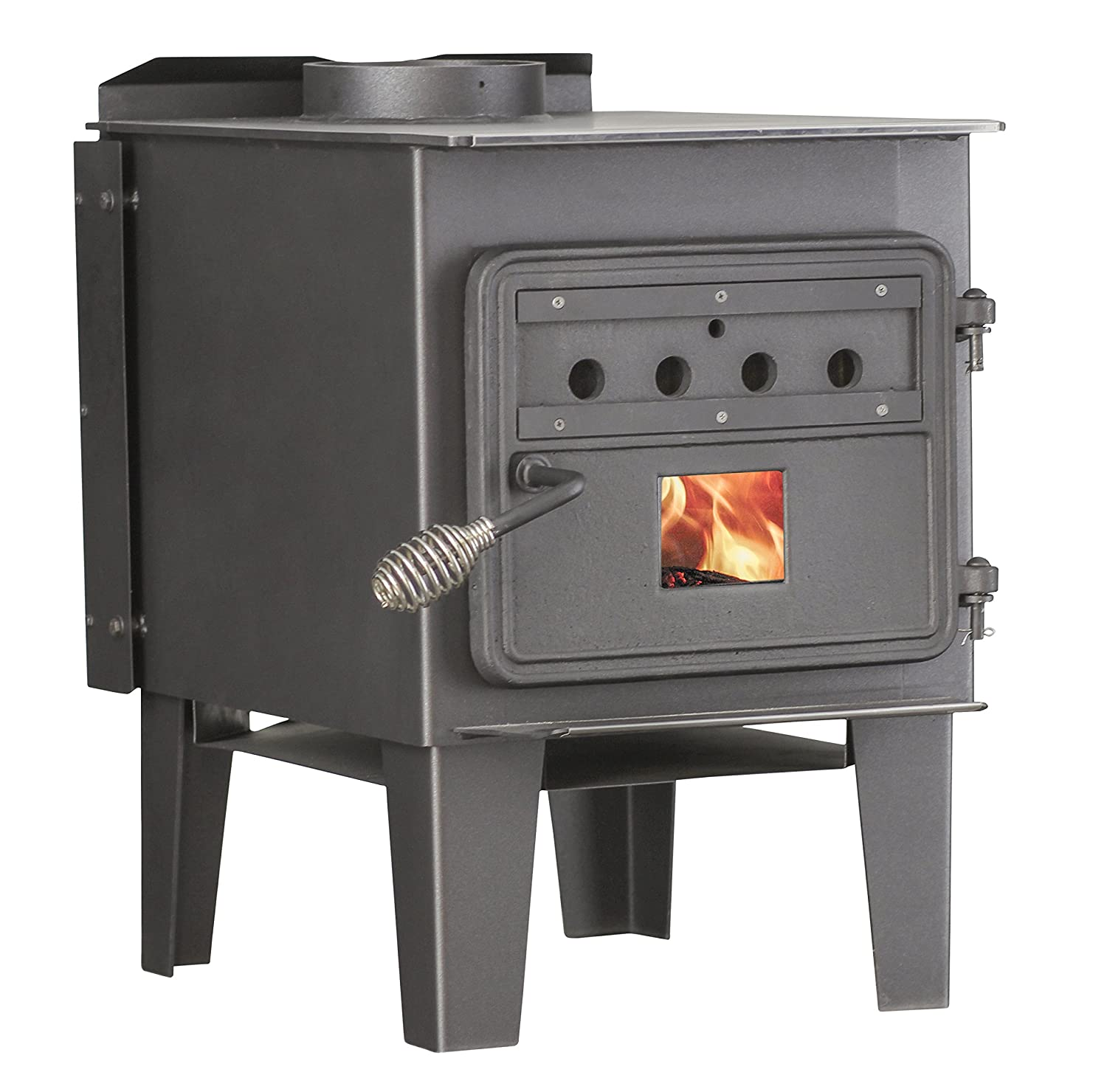 Amazon.com: Vogelzang VG150 Epa Certified Wood Stove, 68,000 Btus: Home &  Kitchen - Amazon.com: Vogelzang VG150 Epa Certified Wood Stove, 68,000 Btus