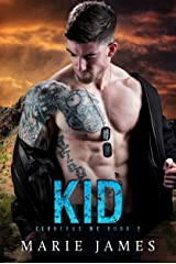 Kid: Cerberus MC Book 2 Kindle Edition