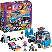 Lego 247-Pieces Friends Service & Care Truck Building Kit