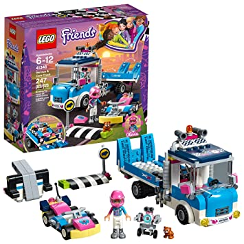 LEGO Friends Service and Care Truck 41348 Building Kit (247 Piece)