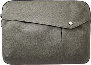 AmazonBasics Laptop Sleeve - 10-Inch, Army Green