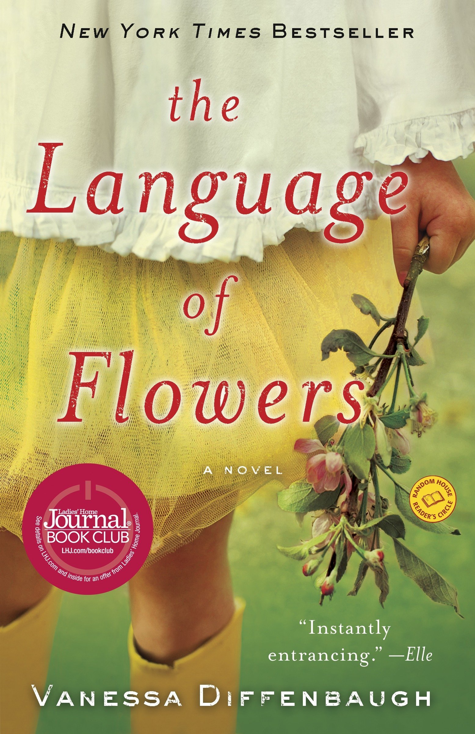 Amazon.com: The Language of Flowers: A Novel (8601422187557): Diffenbaugh,  Vanessa: Books