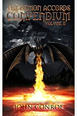 The Demon Accords Compendium, Volume 2: Stories from the Demons Accords Universe Kindle Edition