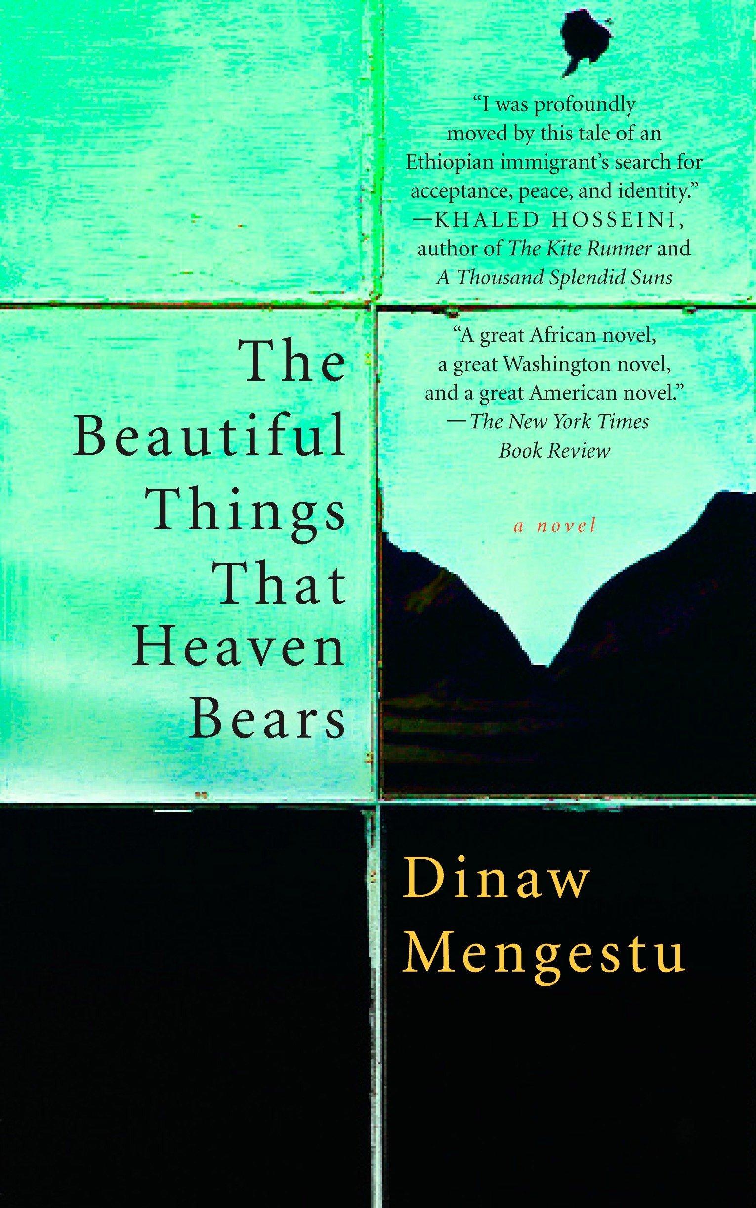 Amazon.com: The Beautiful Things That Heaven Bears (9781594482854): Dinaw  Mengestu: Books