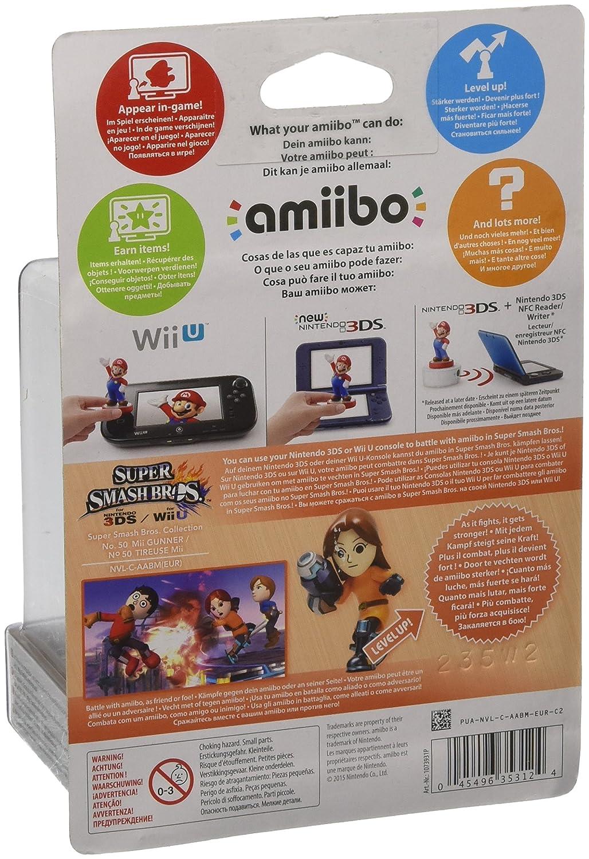 amiibo Smash Mii-Schützin: Nintendo Wii U: Amazon.de: Games