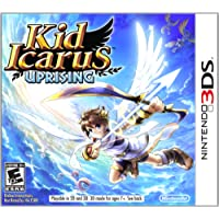 Kid Icarus: Uprising - Nintendo 3DS Standard Edition with Stand Included - Nintendo DS