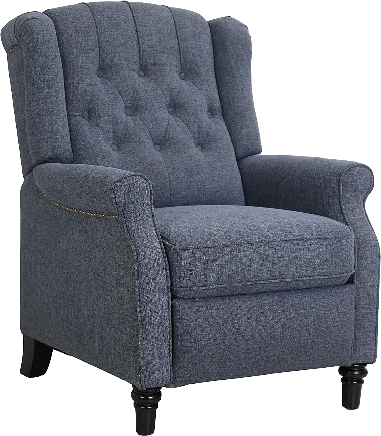 Amazon Brand – Ravenna Home Pritchard Classic Recliner, 29.1