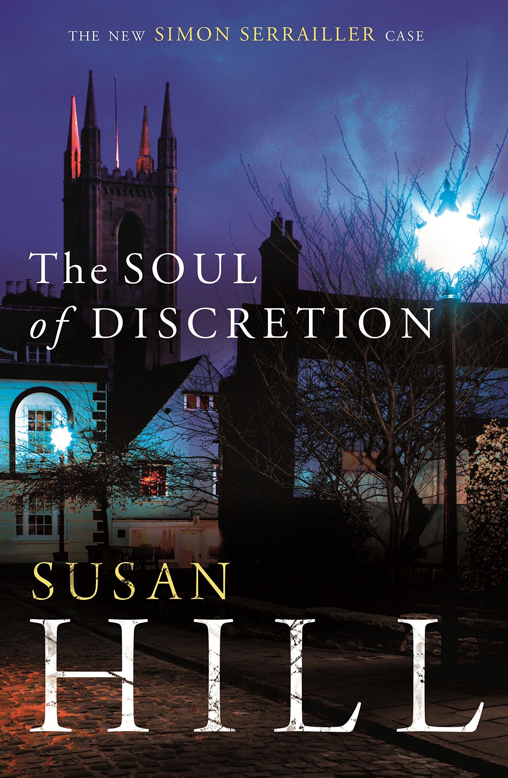 Download The Soul of Discretion: Simon Serrailler Book 8 pdf epub