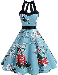 Dresstells Version3.0 Vintage 1950 s Audrey Hepburn pin-up Robe de soirée  Cocktail, ccbd32e6efc