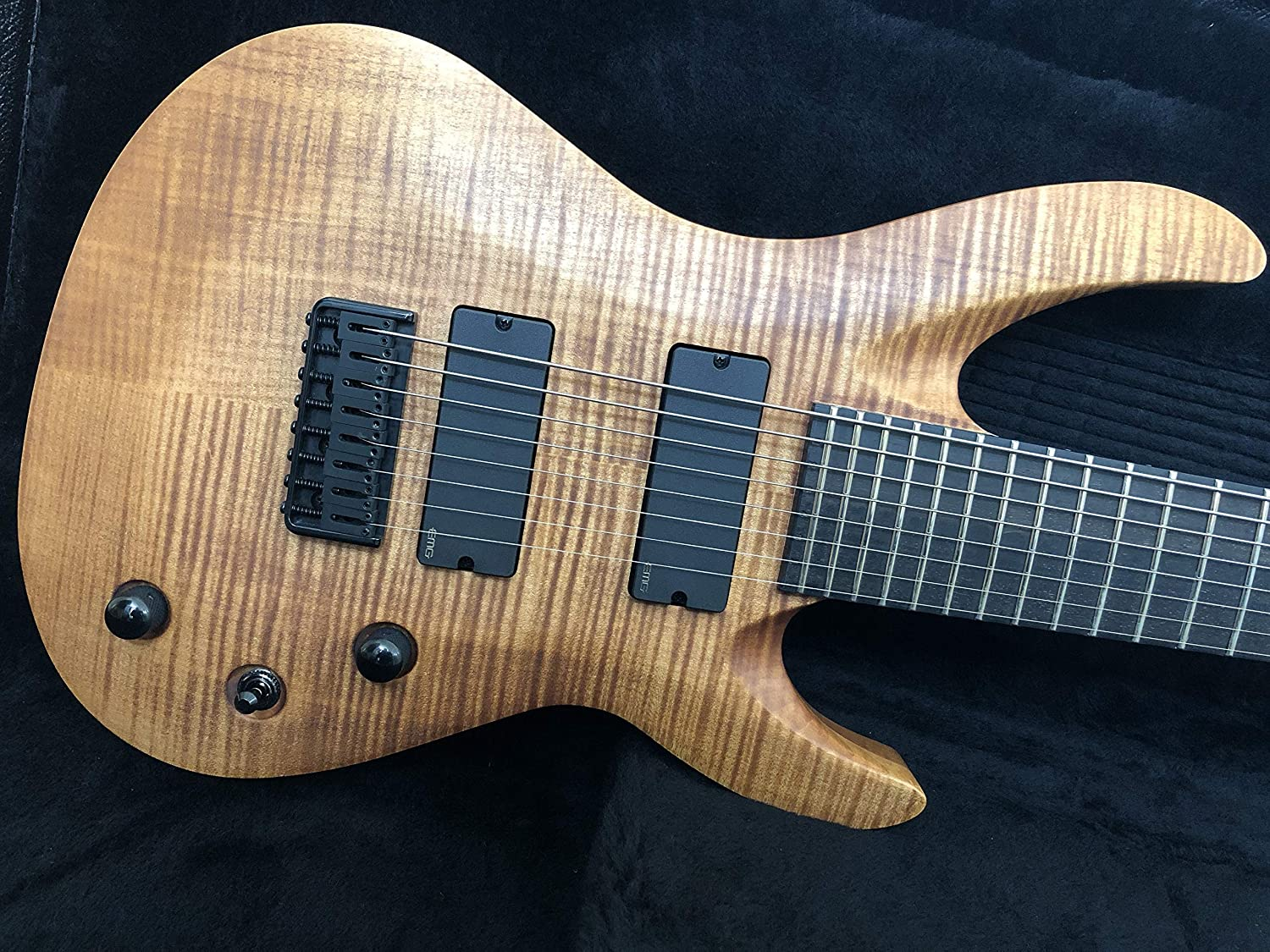 Jackson USA Select Series B8 Deluxe 8 String   B07NKQR41T