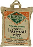 Bombay Basmati Brown Rice, 10-pounds Sack