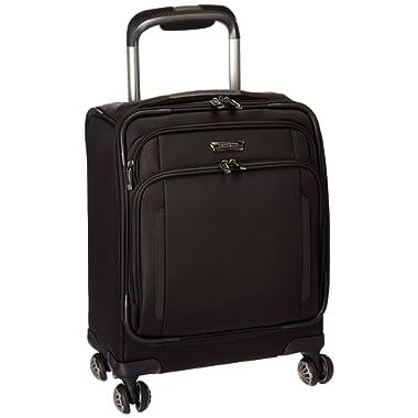 Samsonite Silhouette Xv Softside Spinner Boarding Bag, Black