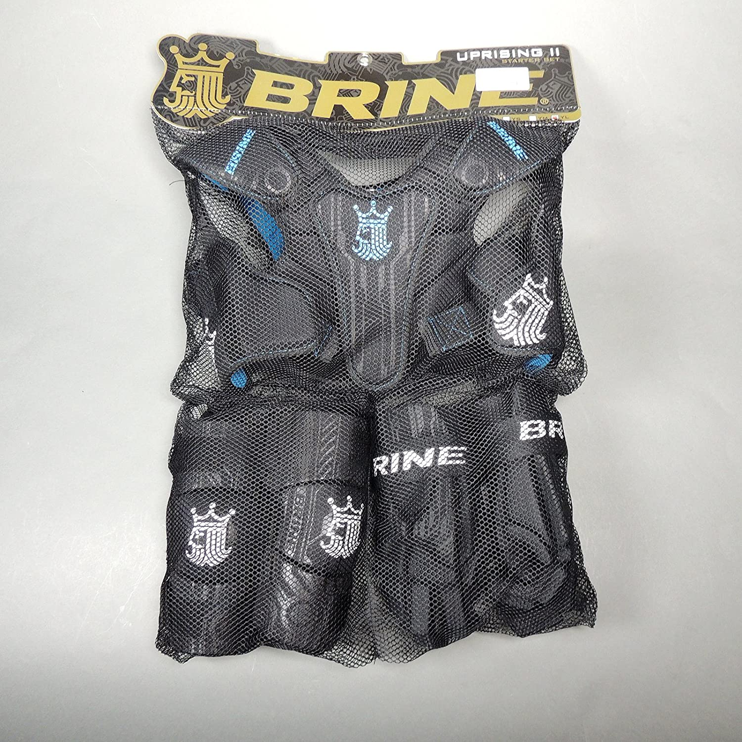 Brine Youth Uprising Starter Lacrosse Set