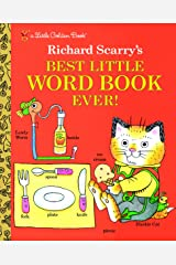 Richard Scarry's Best Little Word Book Ever (Little Golden Book) Kindle Edition