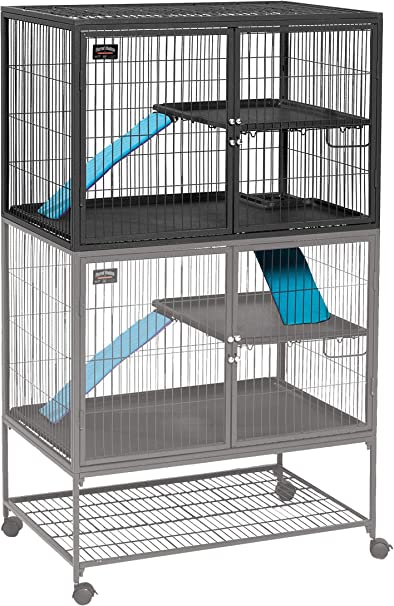 Hook and Loop Ramp Covers Ramp Covers Only Ferret Nation Cage Ramp Covers Critter Nation