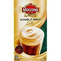 Moccona Double Shot Latte 10 Capsules 3 Pack, 3 x 450 g