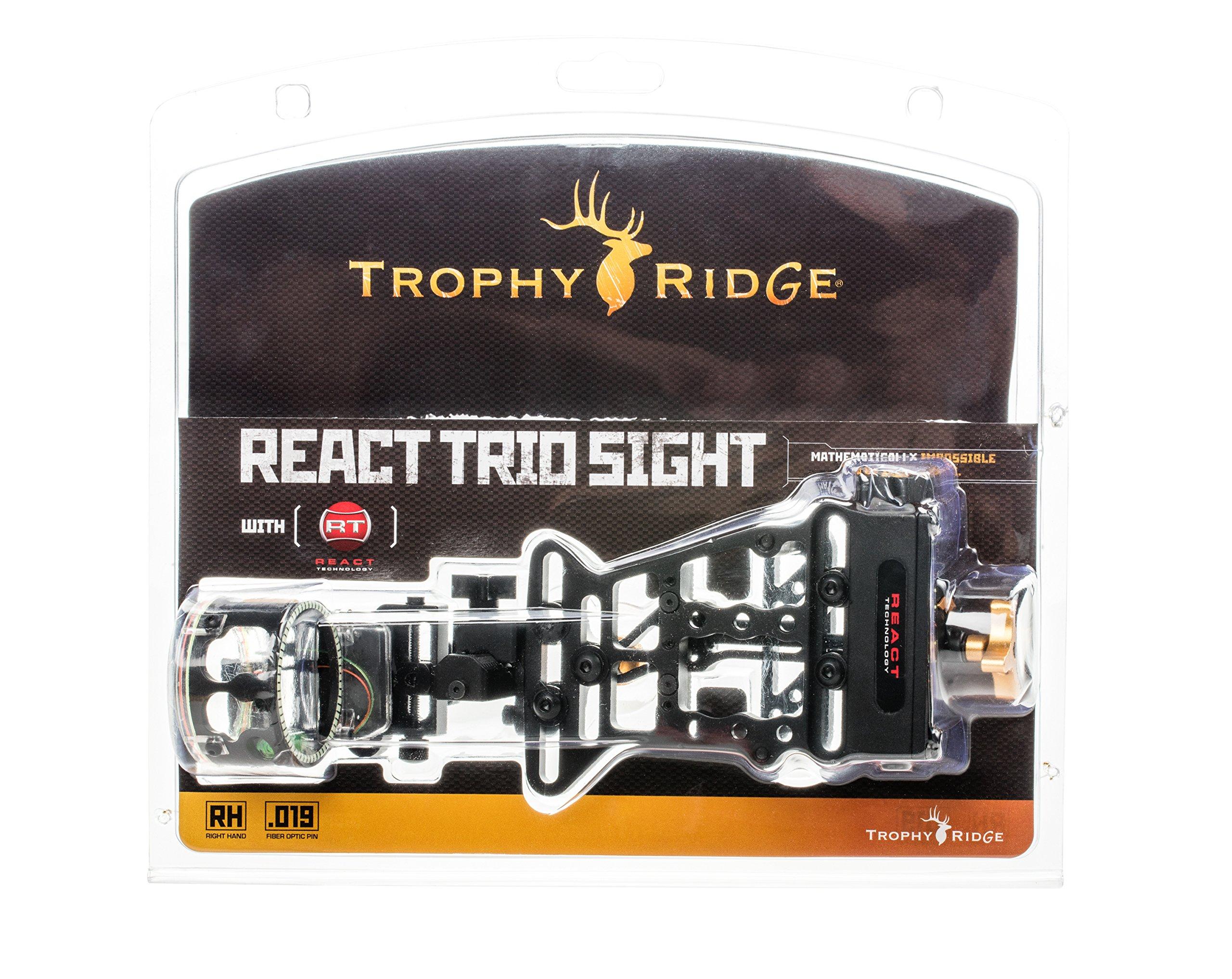 Trophy Ridge React Trio Bow Sight