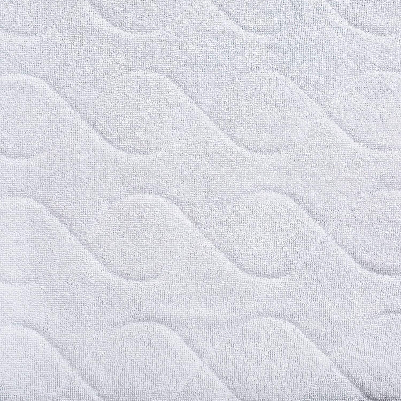 Lavable /à 90/°C Prot/ège Matelas Respirant et Silencieux PTIT LIT Al/èse B/éb/é Imperm/éable Ultra Absorbante pour Tout Type de Couchage : 60x120cm // 70x140cm // 90x190cm // 40x80cm // 50x90cm