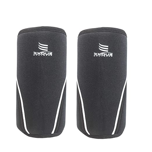 EXOUS Bodygear Knee Sleeves Compression & Support