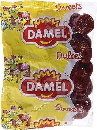 Damel - Dulces fresa - 1 kg - [pack de 2]: Amazon.es: Alimentación ...