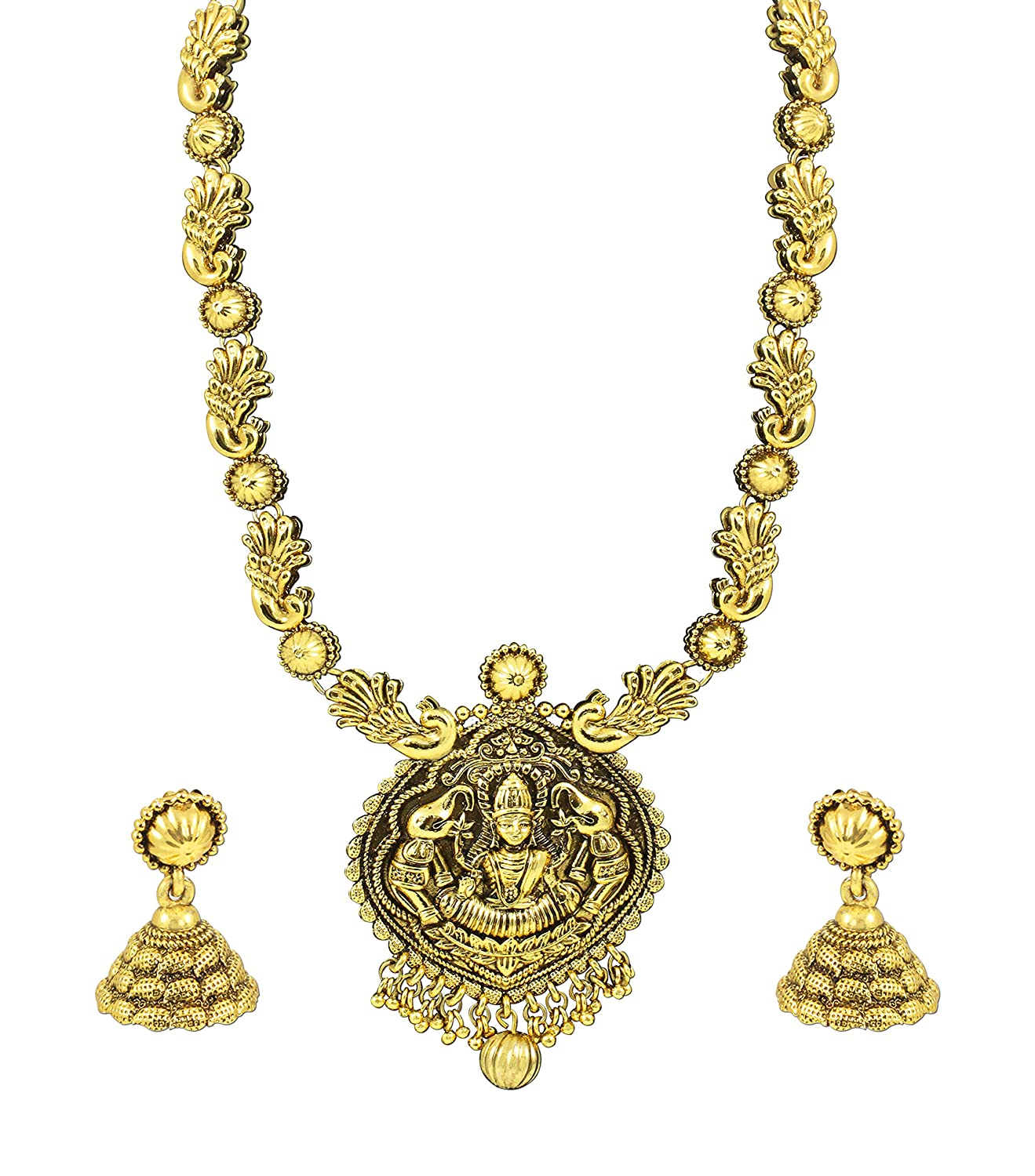 toned antique online women for prices india reviews best anouk necklace buy gold