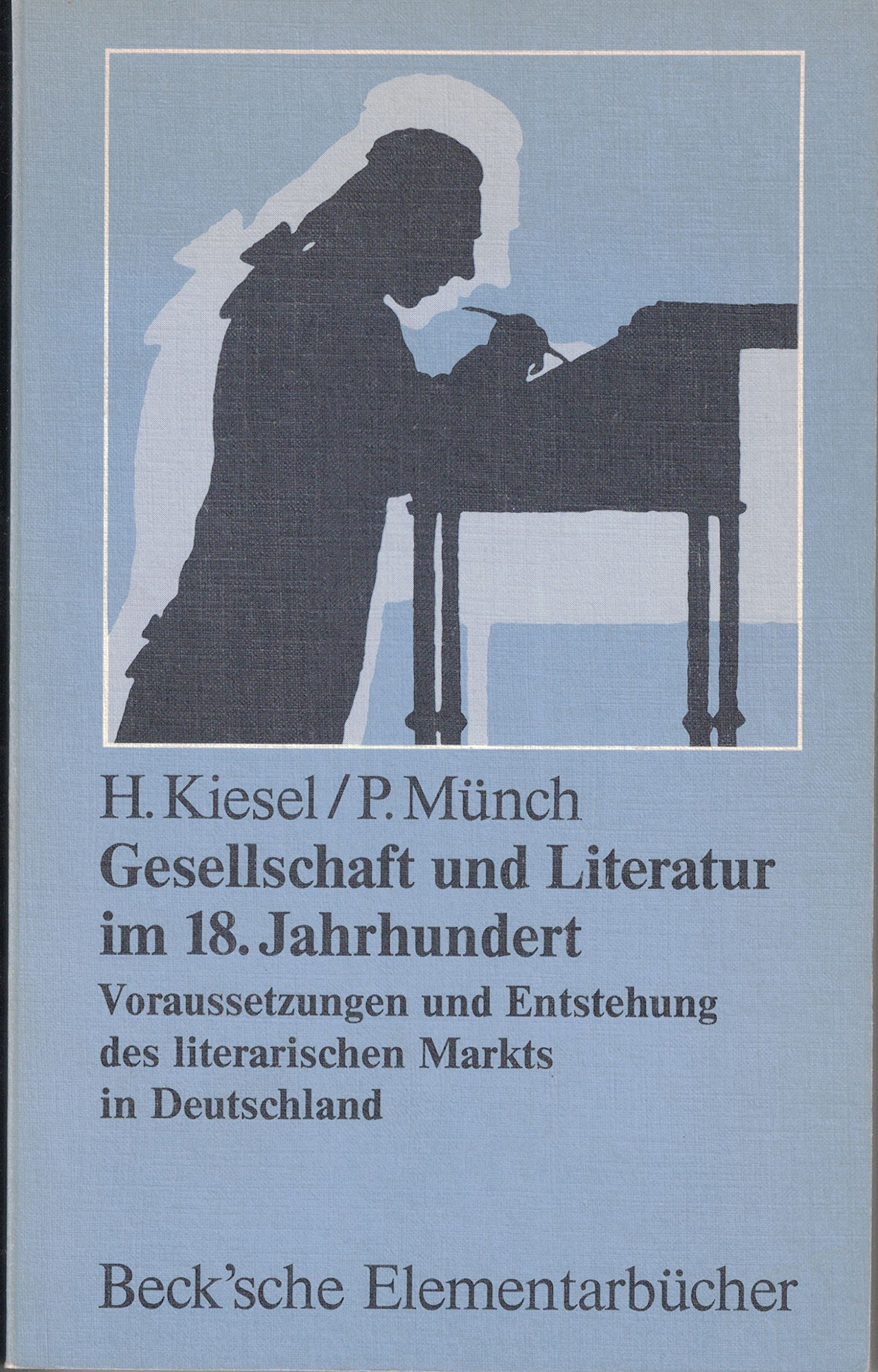 Gesellschaft und Literatur im 18. Jahrhundert: Amazon.de: Helmuth ...