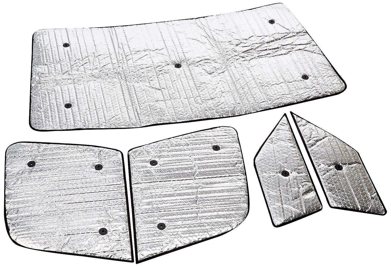Summit SUM-1618 Luxury Thermal Blind Set Fits Mercedes Sprinter (2006-2012) 5 Piece Kit