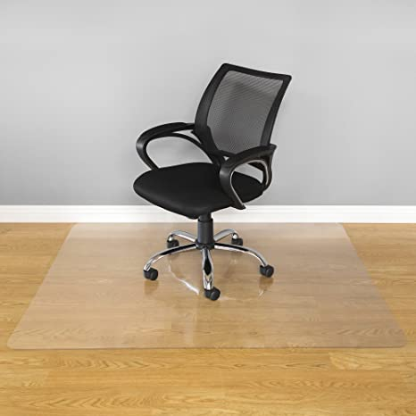 Best flooring for home office Carpet Flooring Amazoncom Best Choice Products 47x59in Pvc Home Office Multipurpose Chair Floor Mat Hardwood Protector Clear Office Products Amazoncom Amazoncom Best Choice Products 47x59in Pvc Home Office Multi