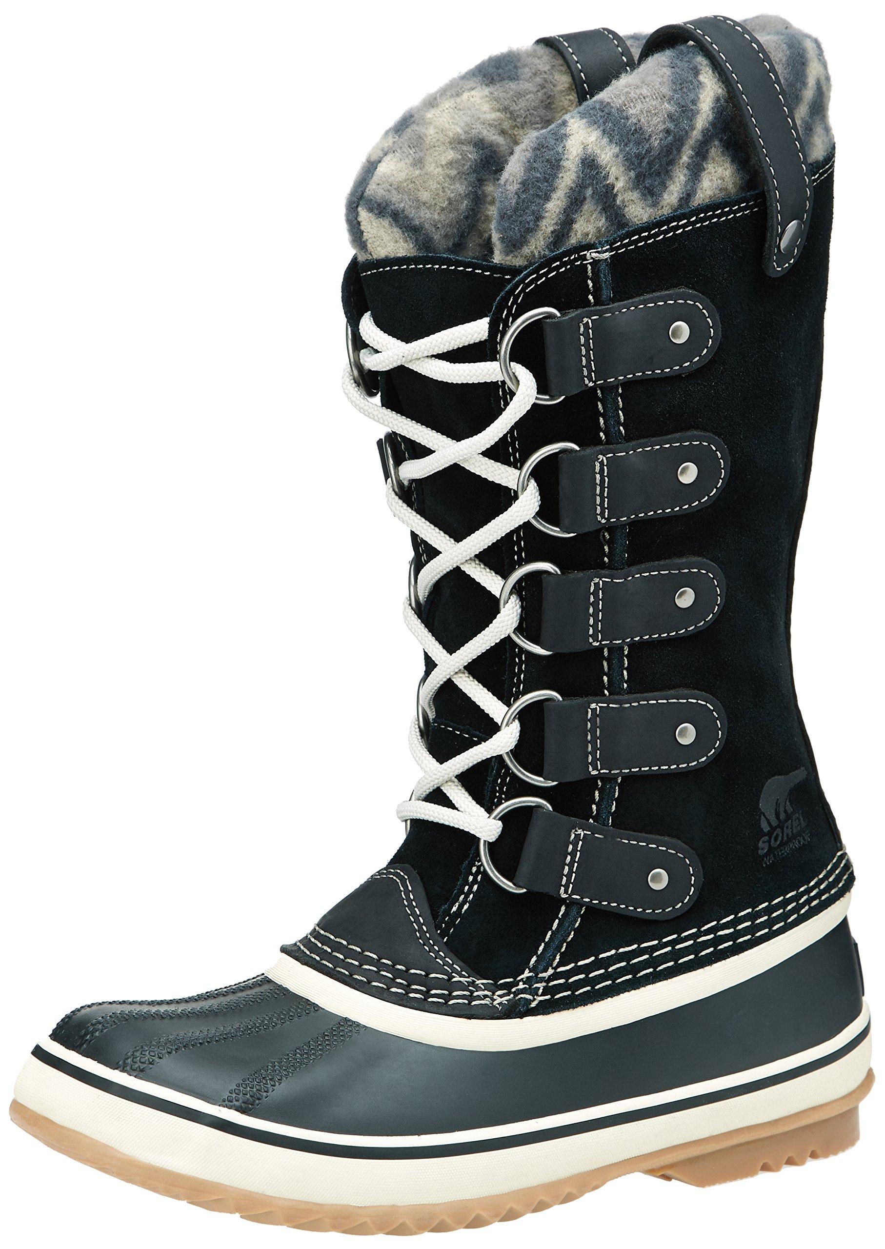 Sorel Joan Of Arctic Knit II Boot - Women's Black 6