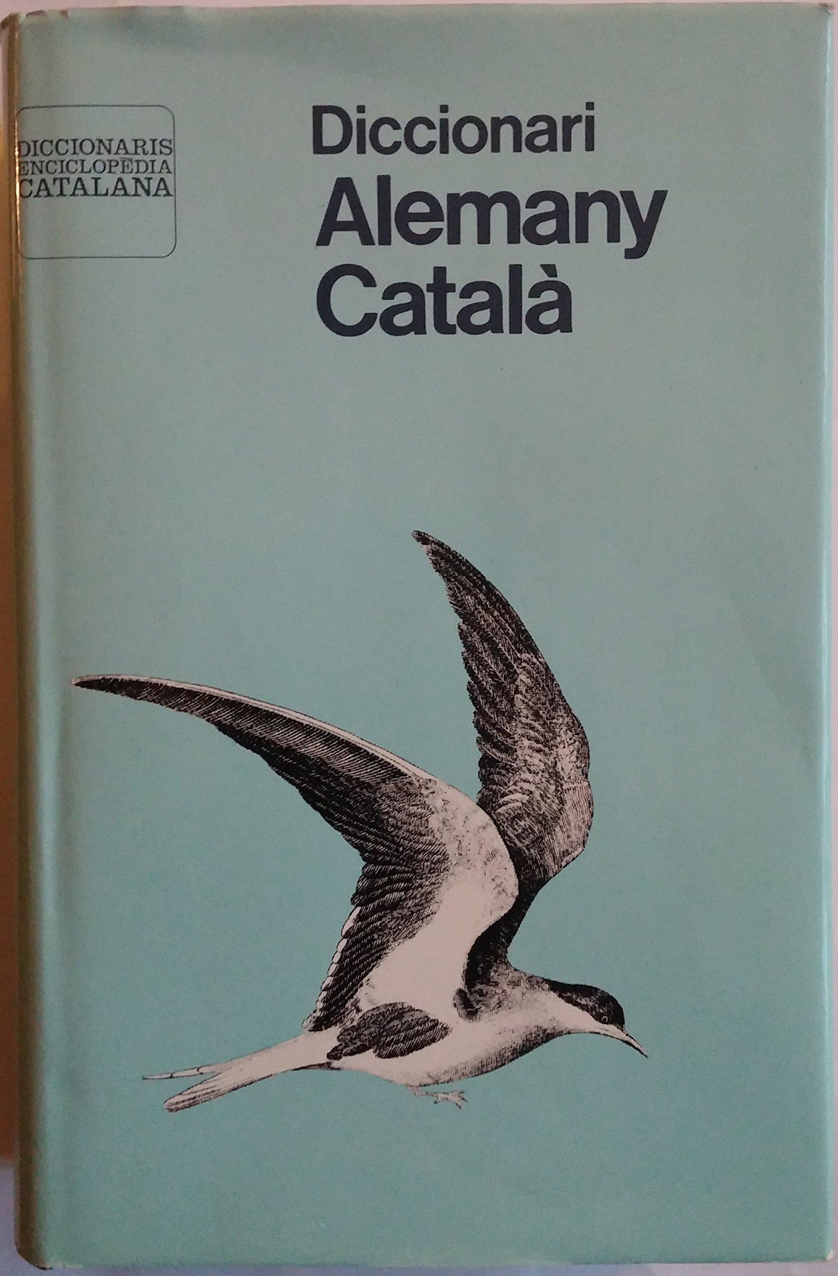 diccionari alemany catala