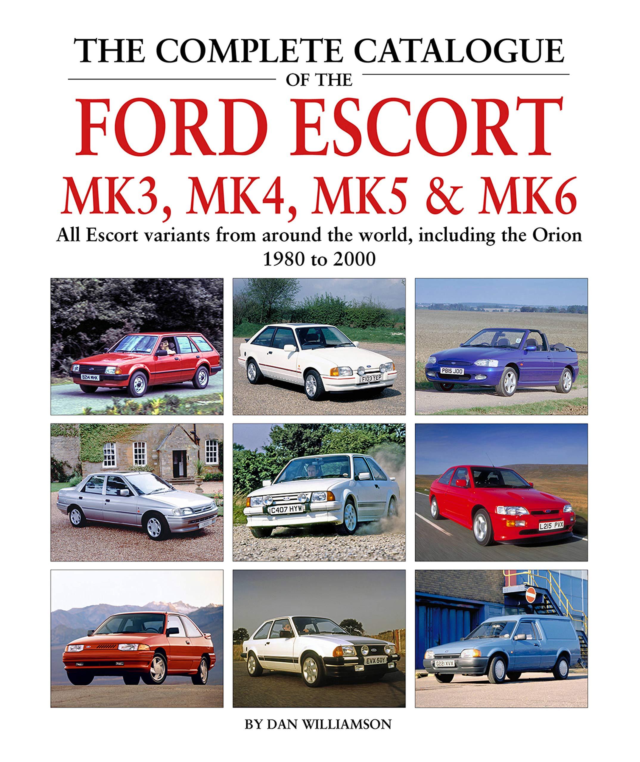 FORD ESCORT MK5 Estate Orion MK3 Ressorts Avant
