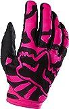Fox Racing 2016 Dirtpaw Women's MotoX Motorcycle Gloves - Black/Pink / X-Large