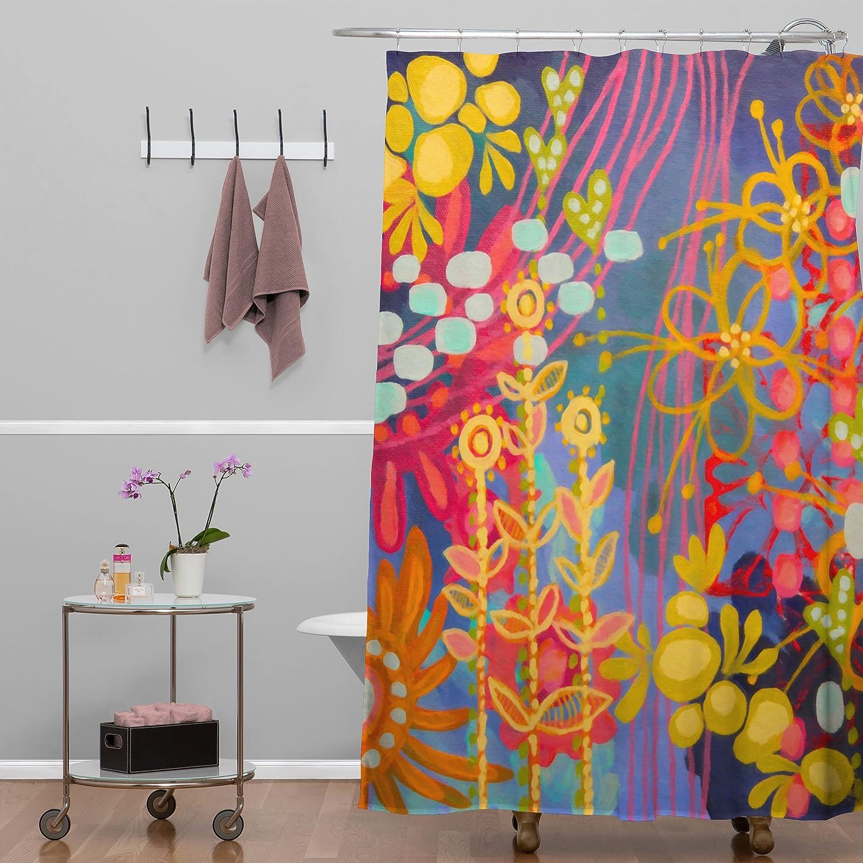 Amazon.com: Negar diseños Stephanie corfee bluesy cortina de ...